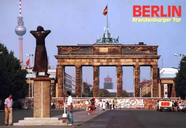 Berlin (Brandenburger Tor)